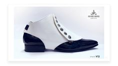 SPATS TODAY - SPATS V12 - Designed by JOHN PATRICK CHRISTOPHER - FATHER OF SPATS spats-white-white-spats-black-spats-spats-for-men-spats-for-women-dandystyle-dandy-style-dandy-john-patrick-christopher-father-of-spats-spats-black-and-white-shoes-smooth-criminal-shoes