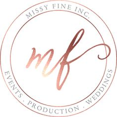 Missy Fine Inc offers full-scaleproduction and planning for any size event, providing services from decor to floral arrangements, catering andcoordination.