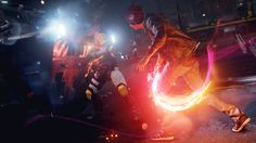infamous second son fx - Google 검색