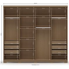 Sliding Wardrobe Designs, Wardrobe Design Bedroom, Sliding Wardrobe Doors, Wardrobe Closet, Closet Designs, Closet Bedroom, Bag Closet, Wardrobe Ideas, Wadrobe Design