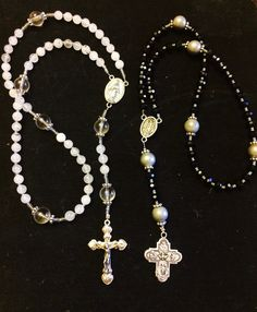 Small purse rosaries