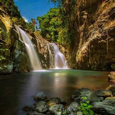 Waterfall, Beautiful Places, Outdoor, Outdoors, Rain, The Great Outdoors, Waterfalls