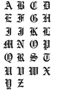 Fonts Alphabet Discover Gothic Font Name Decal Personalized Monogram Car Decal Laptop Decal Vinyl Lettering Yeti Cup Decal Yeti Cup Decal Tattoo Fonts Alphabet, Calligraphy Fonts Alphabet, Tattoo Lettering Fonts, Lettering Styles, Vinyl Lettering, Graffiti Lettering Fonts, Letter Fonts, Letter Stencils, Cool Fonts Alphabet