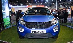 Tata Nexon at the 2016 Auto Expo