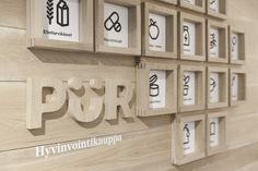 Pur Wellness Shop — The Dieline