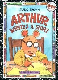 "Great to use after ""Arthur's Pet Business"" - to demonstrate writing what you know about!!!"