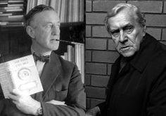 Un día como hoy nacieron los escritores:  Ian Fleming (Inglaterra) y Patrick White (Australia), Premio Nobel de Literatura en 1973.