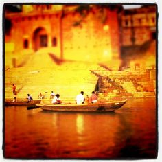 bathe in the ganges. What better way to experience India?
