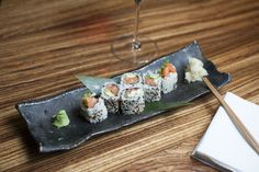 New Style Roll - Salmon Avocado