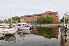 Choose the relaxing Holiday Inn Hull Marina hotel on Hull's attractive waterfront, a 5-minute walk from the city centre. Description from ebookers.com. I searched for this on bing.com/images
