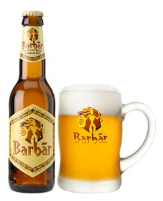 Barbar Blonde, specialty Beer