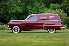 1949 Pontiac Streamliner Sedan Delivery