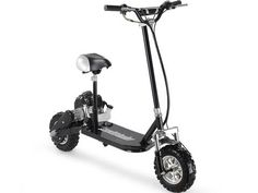 MotoTec 3 Speed Shifter Gas Scooter with Seat Knobby Tires Electric Bicycle, Electric Scooter, Gas Scooter, Scooters For Sale, Drift Trike, Mens Toys, Chain Drive, 50cc, Mini Bike