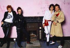 The Clash, Camden, Londra, 1979
