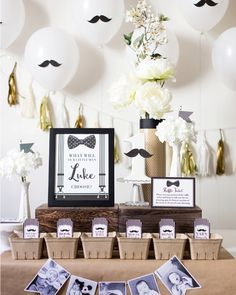 Little Man Doljabi, Mustache Birthday, Mustache Bash, Mustache Party, Little Man Birthday, Little Man Theme Party Kit, First Birthday Theme by maydetails on Etsy https://www.etsy.com/listing/262116520/little-man-doljabi-mustache-birthday