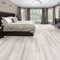 Shop our selection of vinyl plank floors at the Home Depot Canada. We stock luxury vinyl planks from brands like Allure, Lifeproof, Armstrong & more. Luxury Vinyl Flooring, Luxury Vinyl Plank, Grey Vinyl Plank Flooring, Diy Flooring, Flooring Ideas, Living Room Flooring, Bedroom Flooring, Maple Floors, Home Depot