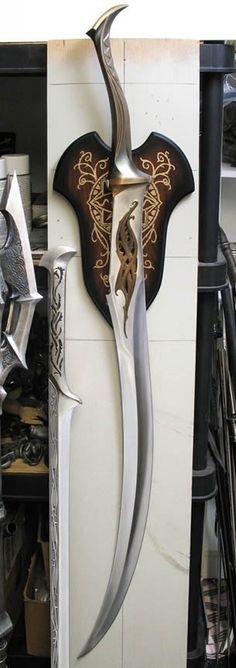 Mirkwood Guard Sword replica by United Cutlery