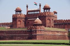 """""""The Red Fort"""" was the residence of the Mughal emperor of India for nearly 200 years, until It is located in the centre of Delhi and houses a number of. New Delhi, Delhi India, Monument In India, Indian Architecture, North India, India Tour, Tourist Places, Agra, India Travel"""