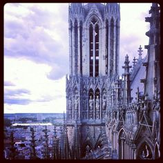 Cathédrale de Reims