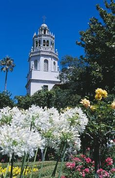 1000 images about hearst castle wyntoon estate on for Castle gardens pool