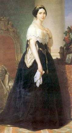 Maria Adelaide of Austria, Queen of Sardinia  PreviousNextListThis Habsburg married Vittorio Emanuele of Savoy, one of those dynastic marriages intended to promote national security for the Austro-Hungarian Empire