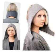 Как сшить дизайнерскую шапку а-ля буденовка / How to sew a designer hat a la Budenovka