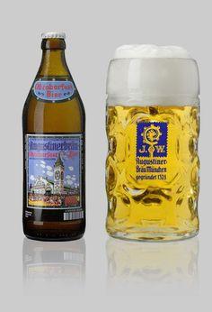 Love this bier!!! I even like this bier better than Hofbrau Haus bier…