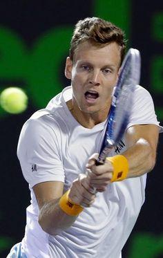 Tomas Berdych Miami Open Tennis (Foto: AP)