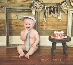 Baby boy first Birthday outfit, boy baby gray seersucker outfit first Birthday, boy 1st Birthday outfit, smash cake outfit- made to order by DakkoBabySC on Etsy https://www.etsy.com/listing/265979554/baby-boy-first-birthday-outfit-boy-baby