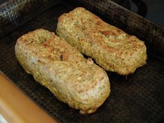 Dukan Turkey Meatloaf.  (I'm willing to try almost anything once on this diet. Since I don't eat beef or pork, poultry and seafood can get a little monotonous.)