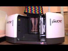 3D foot scanner reveals health risks for high heel fashion slaves