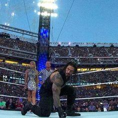 Photos and Videos Tye Dillinger, Wrestlemania 31, Bray Wyatt, Wwe Roman Reigns, Cm Punk, Aj Styles, Seth Rollins, Roman Empire, Big Dogs