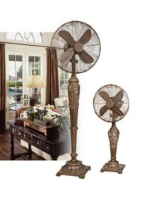 Discount prices on Cantalonia Floor Fan Accessories. Shop our incredible selection of interior decorating products. Floor Standing Fan, Metal Fan, Floor Fans, Electric Fan, Floor Decor, Indoor, Flooring, Table Decorations, Home
