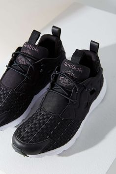 Shop Reebok Furylite New Woven Sneaker at Urban Outfitters today. 6dc94ea6a