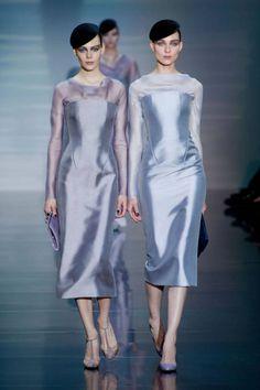 giorgio armani prive fall 2012 couture.