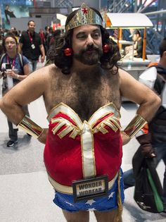 New York Comic Con 2013- oh I am way too tired to not find this ridiculously funny!