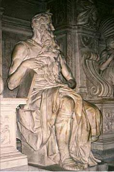 Moises de Miguel Ángel    (Iglesia de San Pietro in Vincoli)