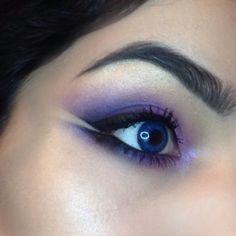 Макияж глаз/ make up eyes