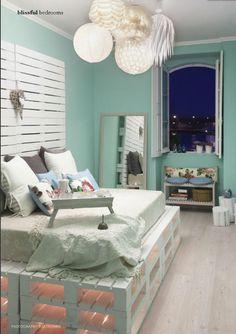 VINTAGE & CHIC: decoración vintage para tu casa [] vintage home decor: Inspiración: revistas de decoración online