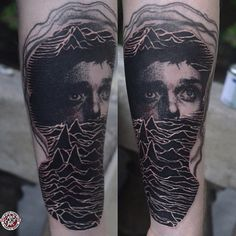 by Lukasz Sokolowsi at Rock n Ink Tattoo in Krakow, Poland