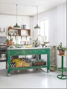 casa-loft-stile-boho-chic- industriale (2)