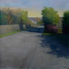 David Skinner is a contemporary landscape painter based in Asheville, North Carolina. Located in the River Arts District, David offers classes, workshops, and sells his originals and prints. Contemporary Landscape, Ireland, Country Roads, River, Canvas, Prints, Art, Tela, Art Background