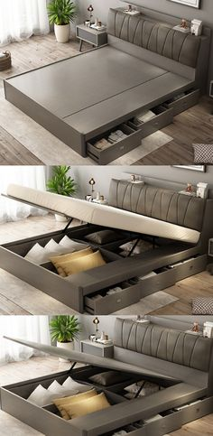 Next Post Previous Post 63 Awesome Double Bed Idea – Farmhouse Room Next Post Previous Post Bedroom False Ceiling Design, Luxury Bedroom Design, Bedroom Closet Design, Bedroom Furniture Design, Home Room Design, Bed Furniture, Bedroom Decor, Furniture Layout, Modern Furniture Design