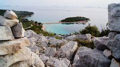 Island Murter, Croatia, the view to the isle Školjić :)