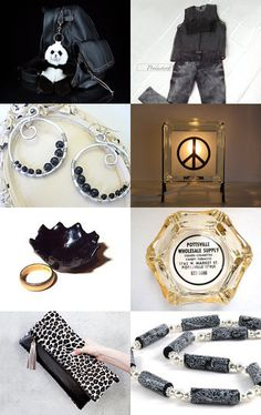 black and white by 1ste1 on Etsy--Pinned with TreasuryPin.com