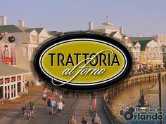 #TrattoriaalForno #DisneyBoardWalk