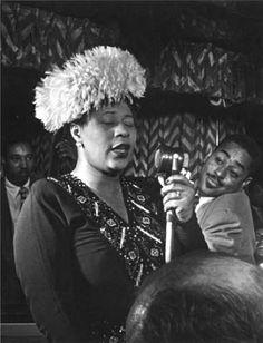 Ella Fitzgerald / Rip > on Pinterest | Ella Fitzgerald ...