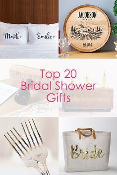 Attending a bridal shower? Find the best bridal shower gifts all in one place! Attending a bridal shower? Find the best bridal shower gifts all in one place! Personalized Bridal Shower Gifts, Bridal Shower Gifts For Bride, Bridal Shower Wine, Bridal Shower Games, Wedding Gifts, Bridal Showers, Wedding Ideas, Baby Showers, Bridal Shower Registry