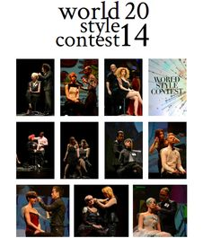 #WSC2014 World Style Contest 2014 Entries due by March 21st!! Contact us for the entry form, let the games begin!