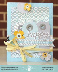 Happy Card - Scrapbook.com